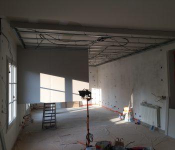 Rénovation salon design