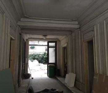 Rénovation hall d'entrée