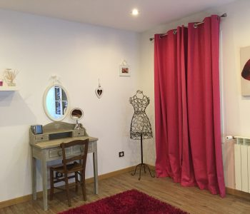 Rénovation design chambre