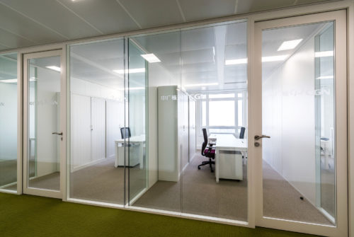 aménagement espace de travail
