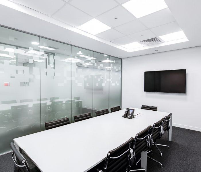 rénovation salle de réunion
